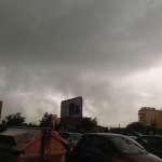 L'arrivo del temporale