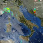 Radar Protezione Civile, Italia