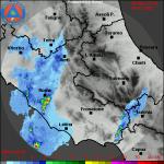 Radar Lazio ore 07:30
